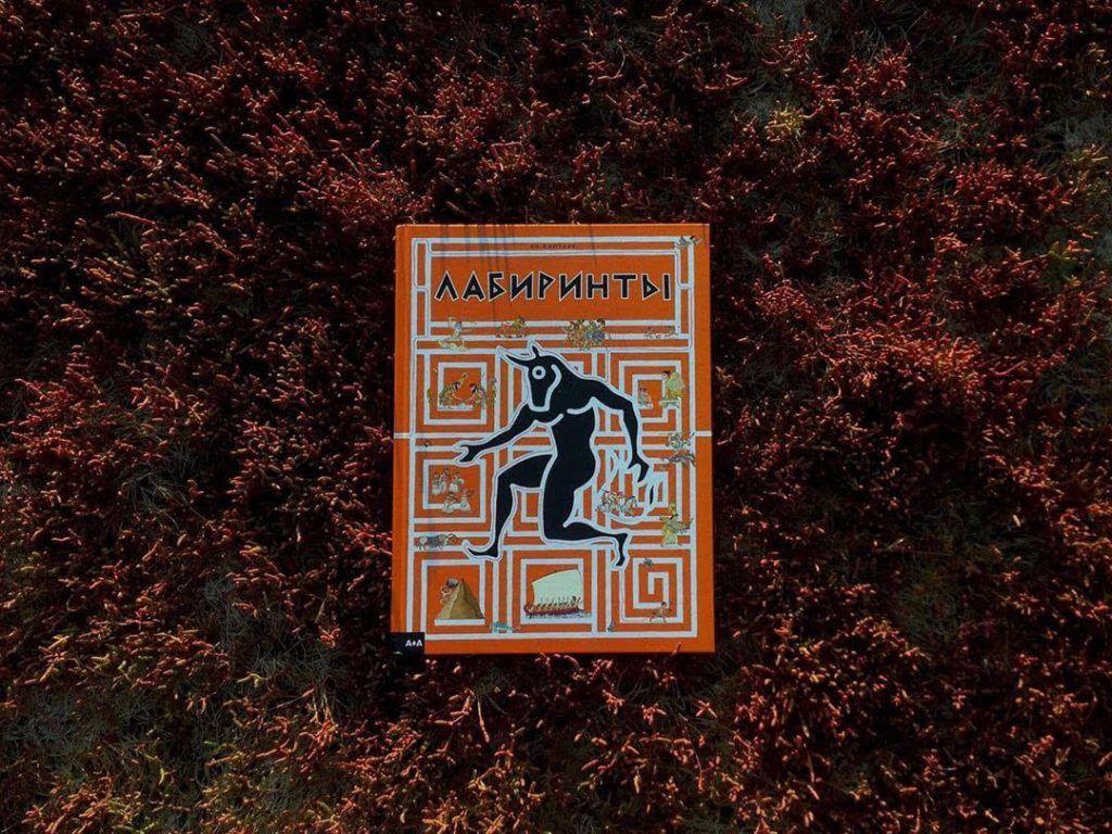 Блогер Мария Обухова о книге «Лабиринты»
