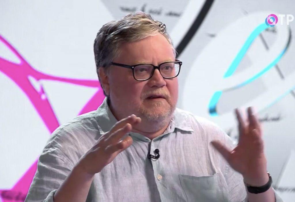 Интервью с Александром Ивановым в программе «Фигура речи»