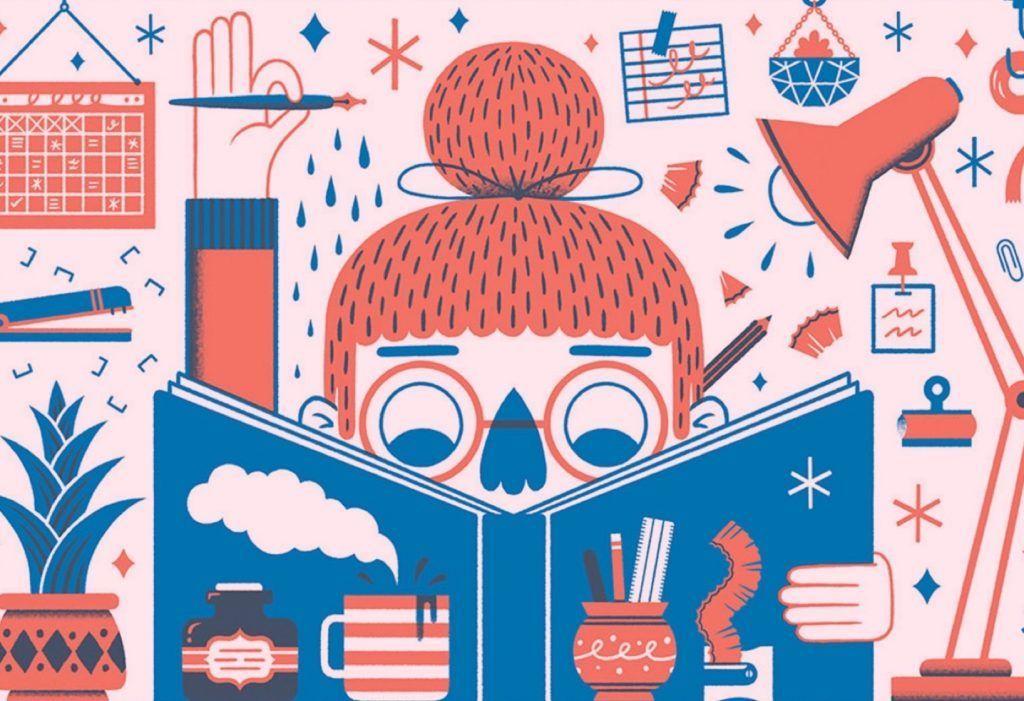 Кристина Бажински — о зин-культуре, иллюстрации и вдохновении