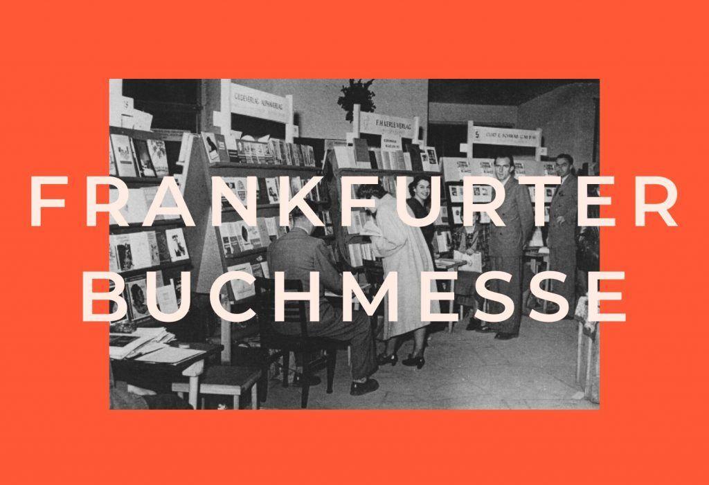 Франкфуртская книжная ярмарка 2019: books will never die